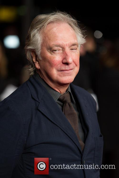 alan rickman the uk premiere of the 4043659