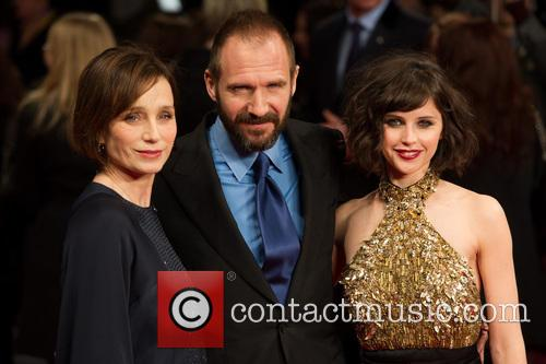 The U.K. premiere of 'The Invisible Woman'