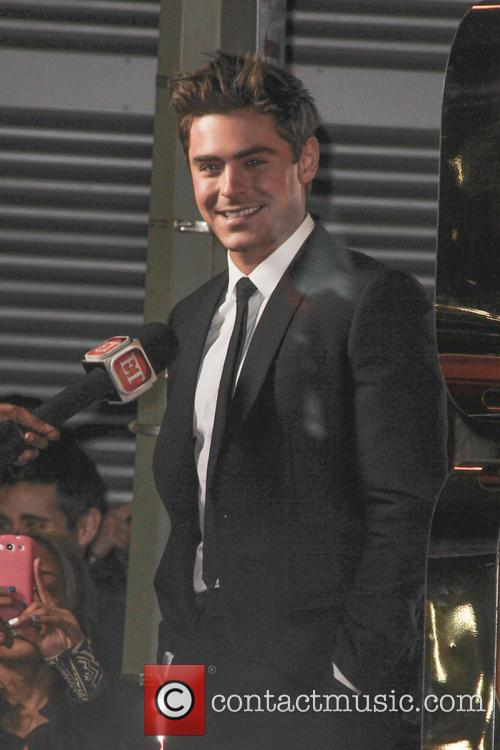 That Awarkward Moment star Zac Efron