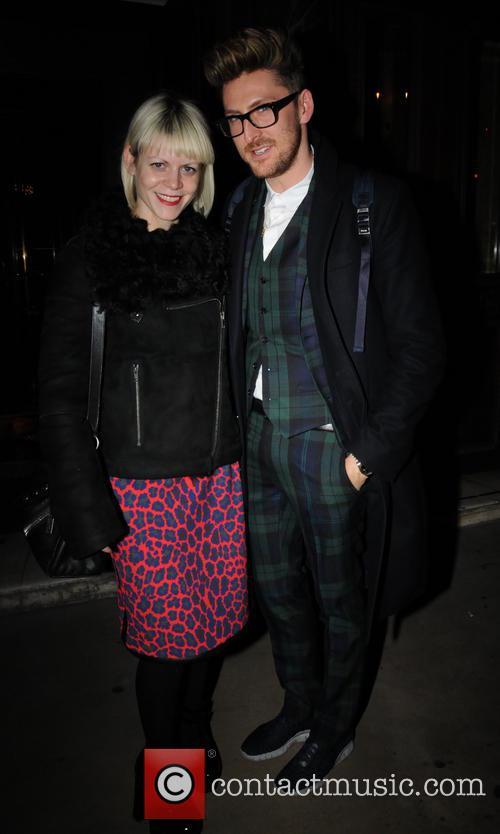 BFC/Vogue Design Fund Winner party celebrities