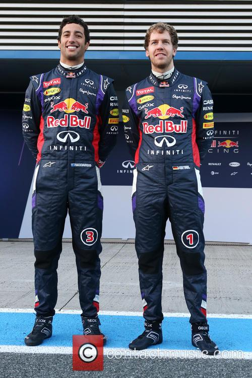 F1 - Red Bull unveil their new F1...