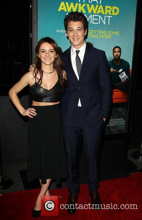 Addison Timlin and Miles Teller 4