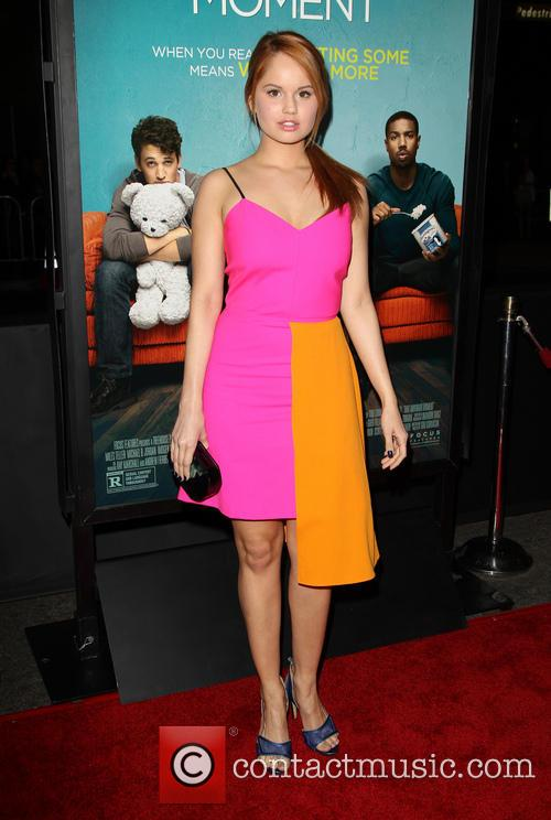 debby ryan premiere of focus features that 4044297