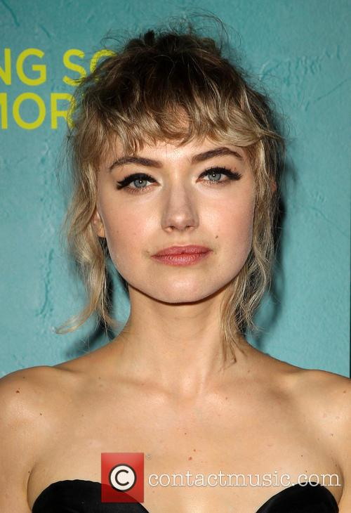 Imogen Poots, Regal Cinemas L.A. Live