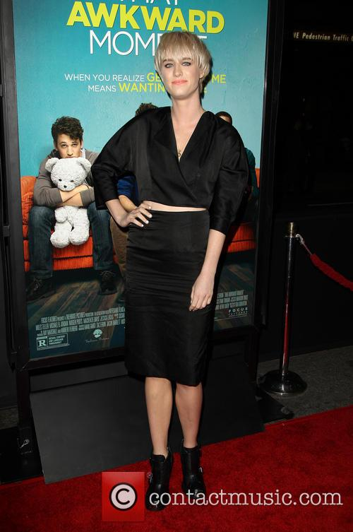 Mackenzie Davis, Regal Cinemas L.A. Live