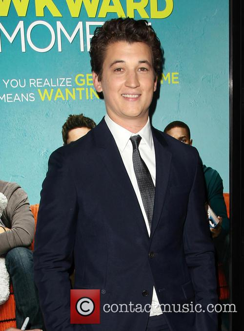 Miles Teller, Regal Cinemas L.A. Live