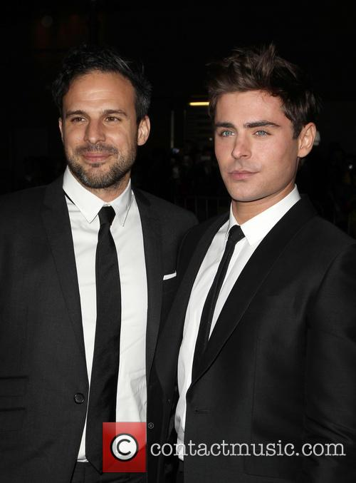 Tom Gormican and Zac Efron 1