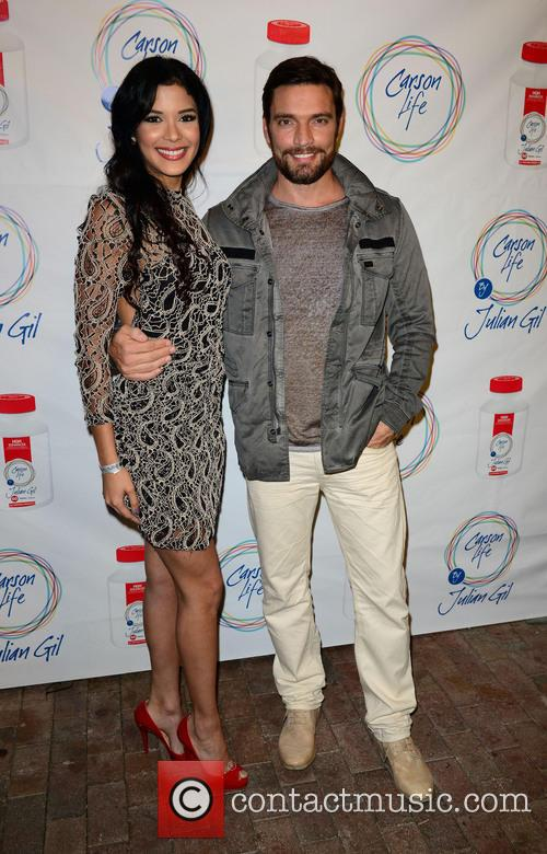 Audris Rijo and Julian Gil