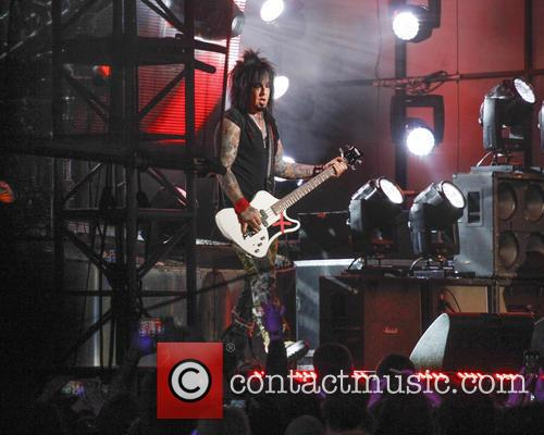 Motley Crue and Nikki Sixx 4