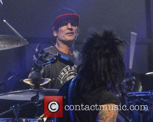 Motley Crue and Tommy Lee