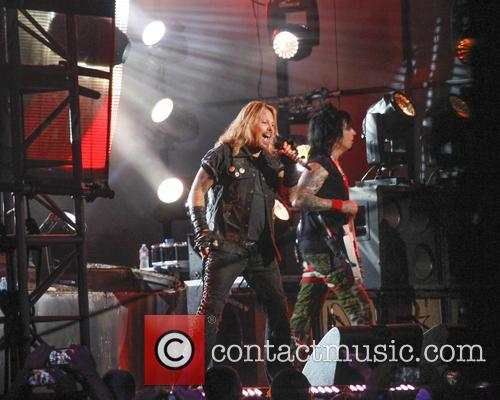 Motley Crue and Vince Neil 2