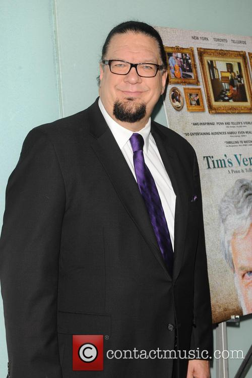penn jillette los angeles premiere of tims 4046200