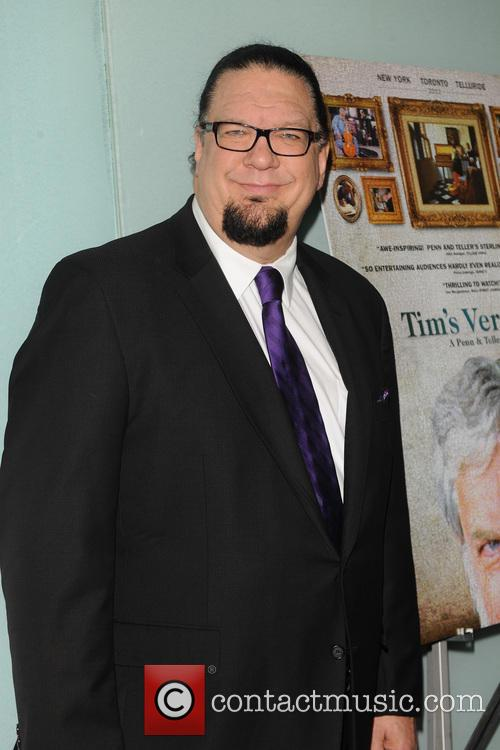 penn jillette los angeles premiere of tims 4046203