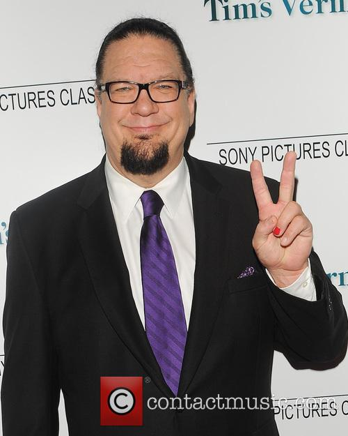 Penn Jillette, Pacific Design Center