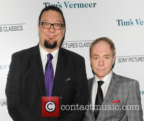Penn Jillette and Teller 5