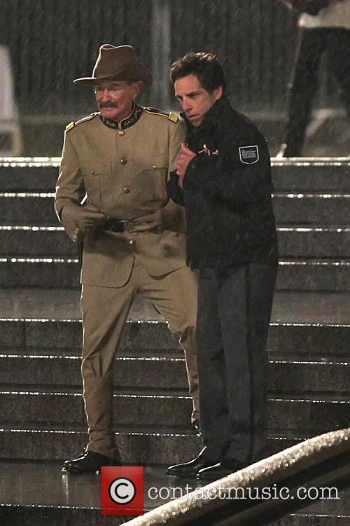 Ben Stiller and Robin Williams 4