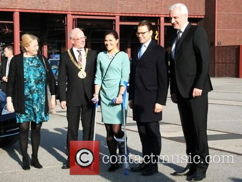 Crown Princess Victoria and Prince Daniel 3