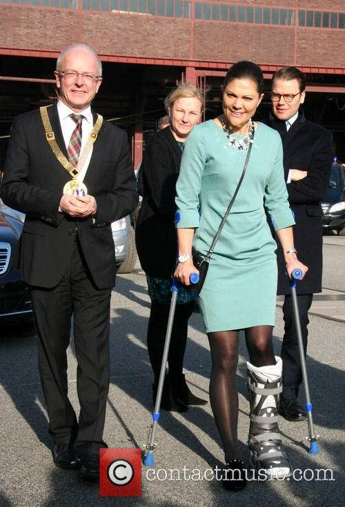Crown Princess Victoria and Prince Daniel 5