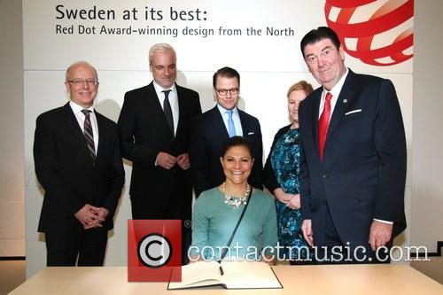 Crown Princess Victoria and Prince Daniel 7