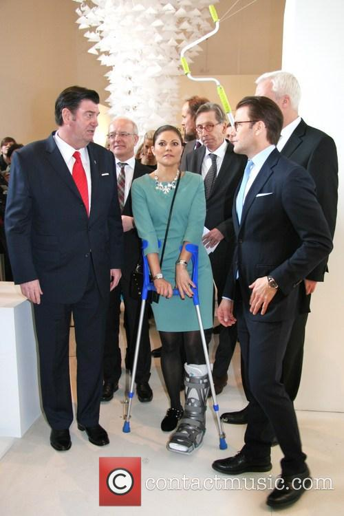 Crown Princess Victoria and Prince Daniel 1