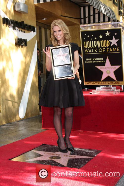 Cheryl Hines Hollywood Walk of Fame Star Ceremony