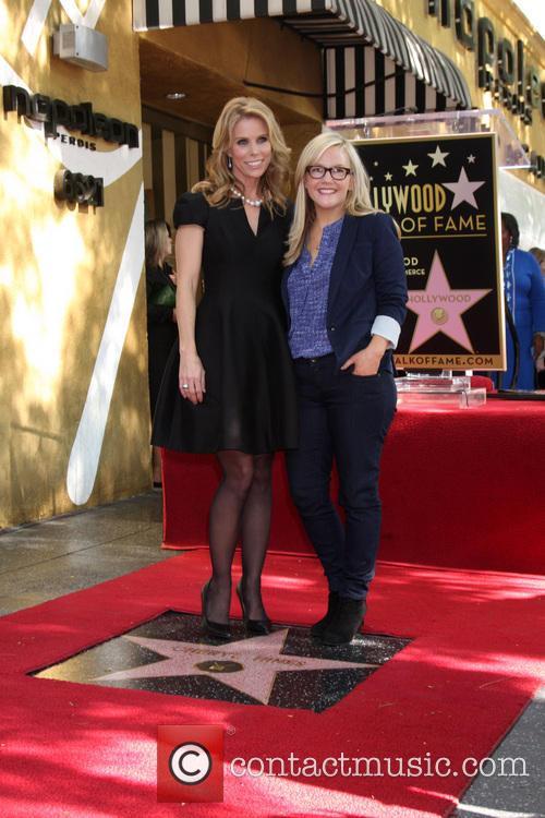 Cheryl Hines and Rachael Harris 3