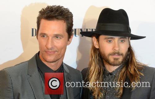 Matthew Mcconaughey and Jared Leto 3