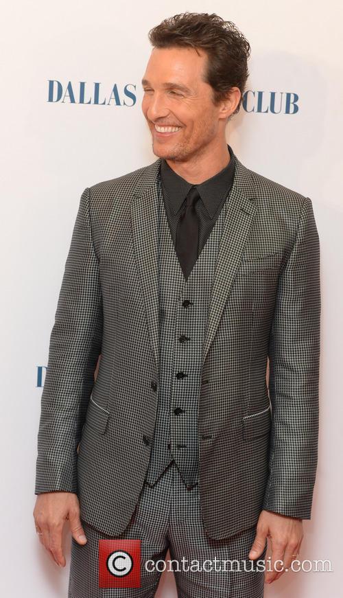 Matthew McConaughey 5