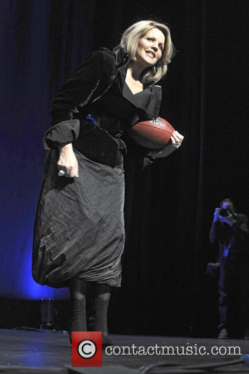 Renee Fleming, Super Bowl Press Conference