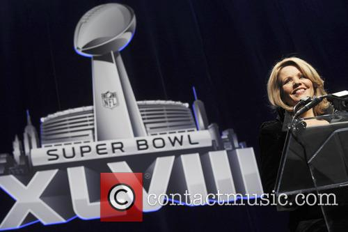 Renee Fleming, Super Bowl Press Conference