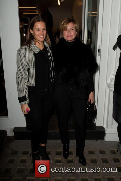 Amanda Wakeley Store Opening Party - Arrivals