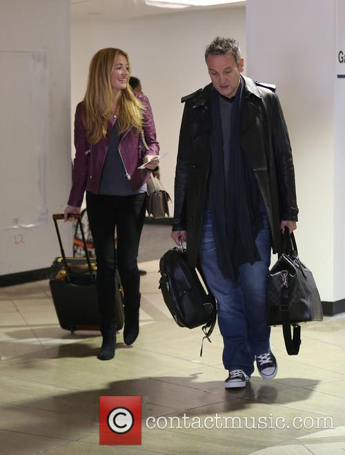 Cat Deeley At LAX