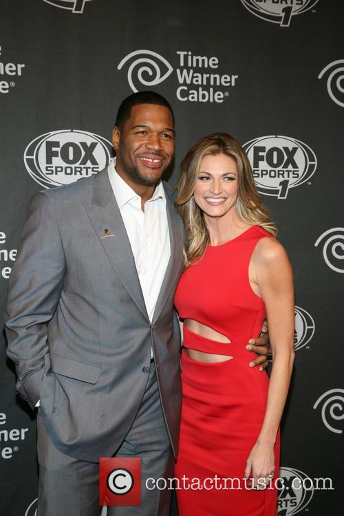 Michael Strahan and Erin Andrews 4