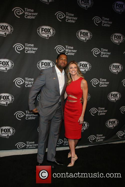 Michael Strahan and Erin Andrews 8