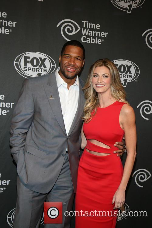 Michael Strahan and Erin Andrews 11