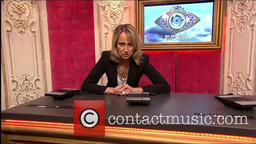 Carol McGiffin, Celebrity Big Brother