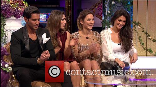 Casey Batchelor, Sam Faiers, Luisa Zissman and Ollie Locke 2