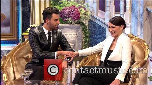 Rylan Clarke and Emma Willis 2