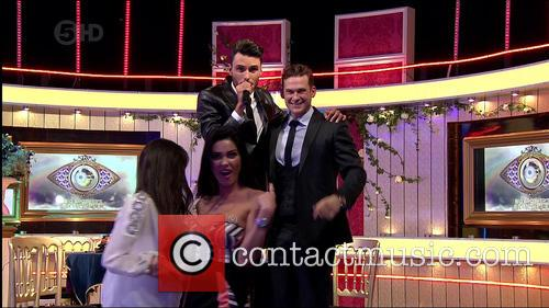 Rylan Clarke, Lee Ryan and Jasmine Waltz 5