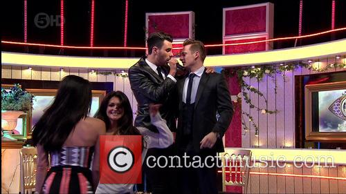 Rylan Clarke, Lee Ryan and Jasmine Waltz 10