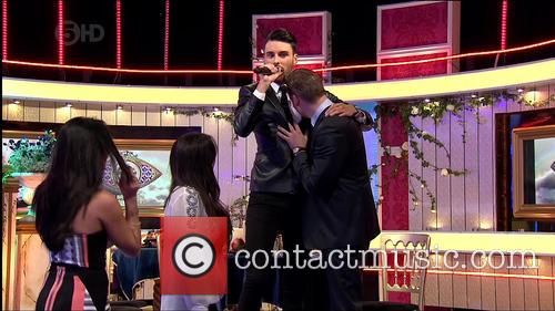 Rylan Clarke, Lee Ryan and Jasmine Waltz 4