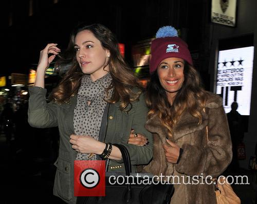 Kelly Brook and Preeya Kalidas 5