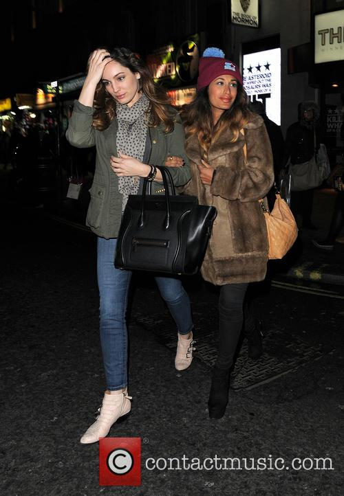 Kelly Brook and Preeya Kalidas 6