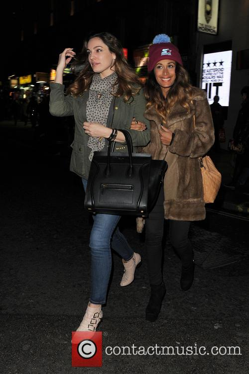 Kelly Brook and Preeya Kalidas 7