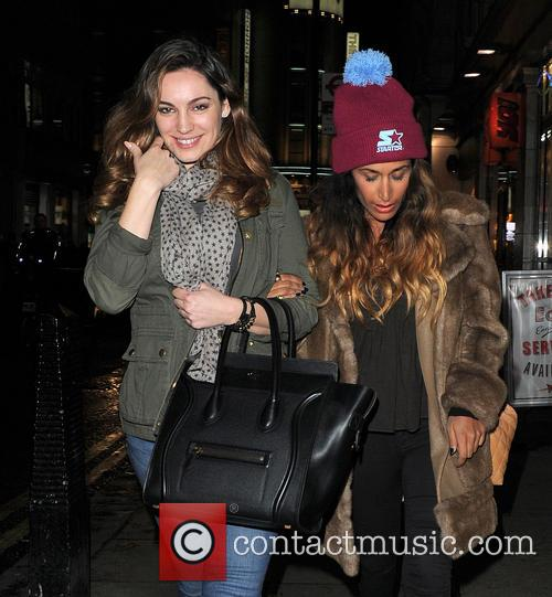 Kelly Brook and Preeya Kalidas 8