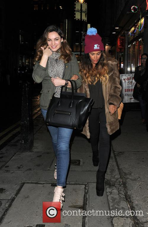 Kelly Brook and Preeya Kalidas 10