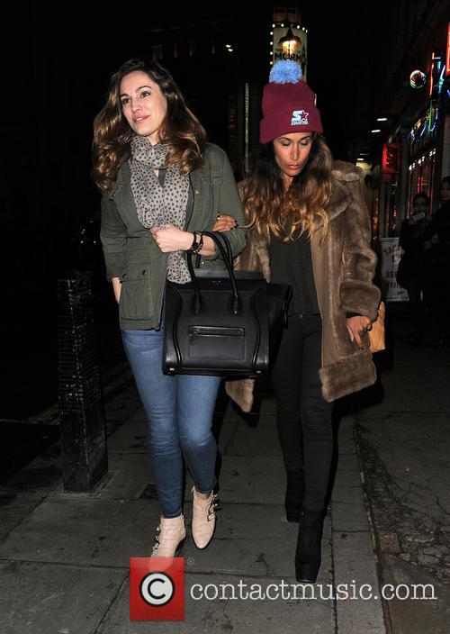 Kelly Brook and Preeya Kalidas 11