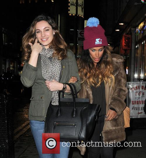Kelly Brook and Preeya Kalidas 12