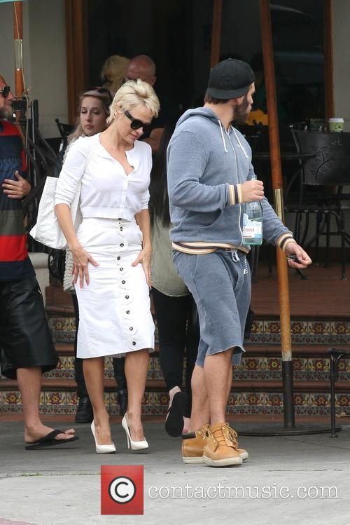 Pamela Anderson and Rick Salomon 10
