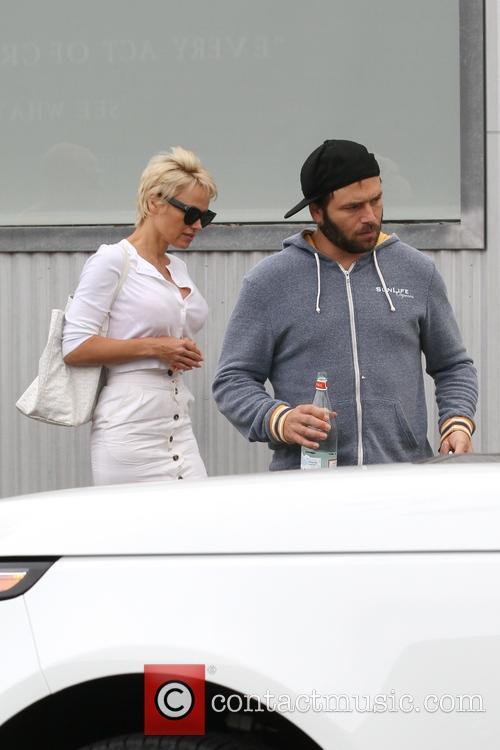Pamela Anderson and Rick Salomon 19